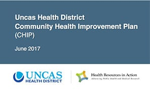 Uncas Health District Community Health Improvement Plan (CHIP)