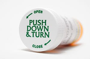 SPF Rx Pill Bottle